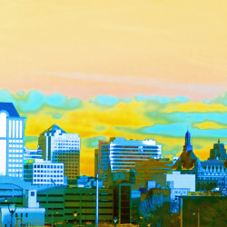 Milwaukee Skyline #0295