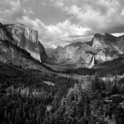 Yosemite Valley 1958