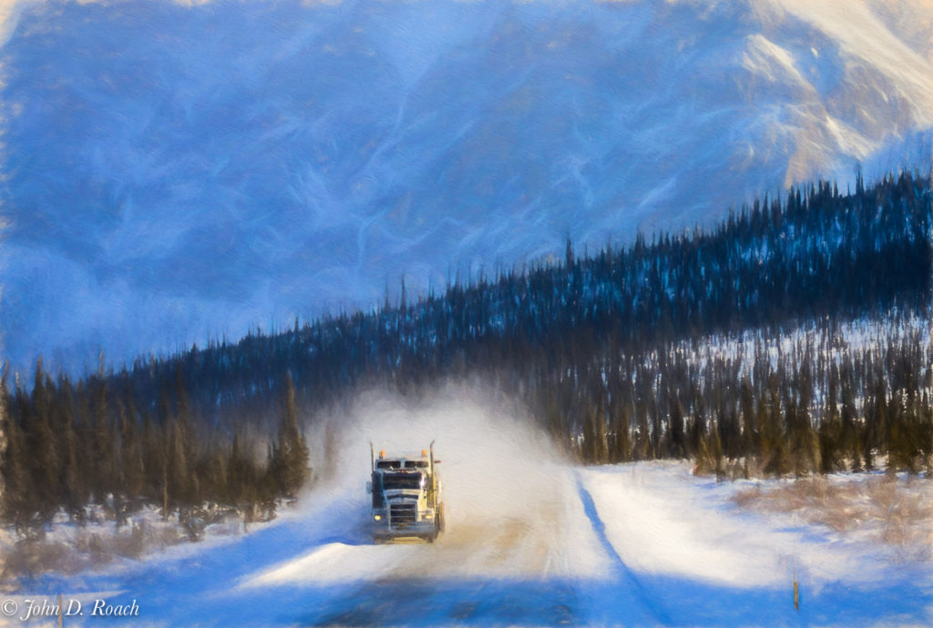 On Alaska's Dalton Highway