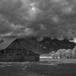 Storms of the Tetons