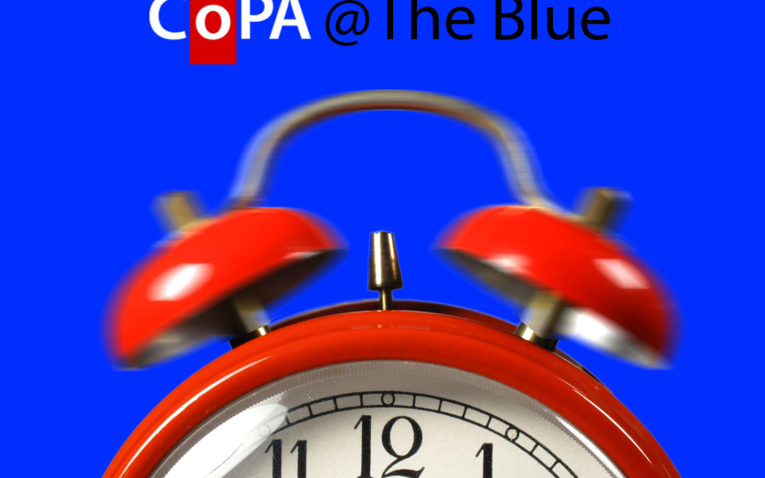 Call For Entry: CoPA at the Blue