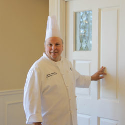 Executive Chef at the Wisconsin Club