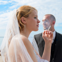 Smoking Wedding