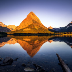 Swiftcurrent Lake