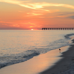 Navarre Beach Sunset