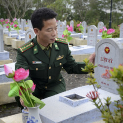Shared Memory-Martyr's Cemetery, Quang Tri